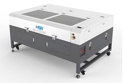 Гравировально-раскроечный лазерный  станок HS-T1810