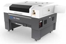 Гравировально-раскроечный лазерный  станок HS-T9060