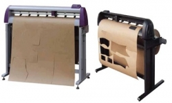 Плоттеры для резки лекал SG-1350B и SG-1750B
