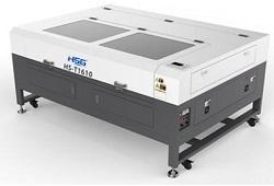 Гравировально-раскроечный лазерный  станок HS-T1610