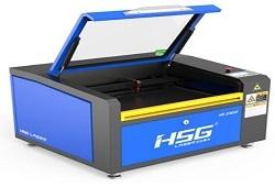 Гравировально-раскроечный лазерный  станок HS-Z4030