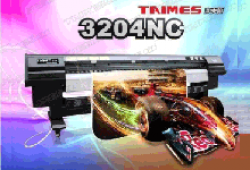 Сольвентный принтер TAIMES 3204NC