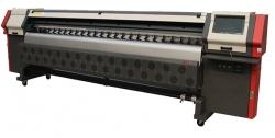 Широкоформатный сольвентный принтер HP4